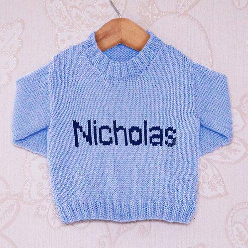 Nicholas Moniker - Chart Only