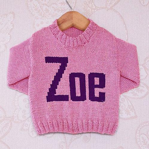 Zoe Moniker - Chart Only