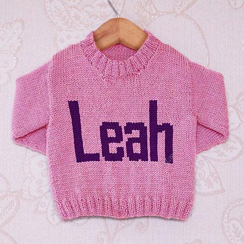 Leah Moniker - Chart Only