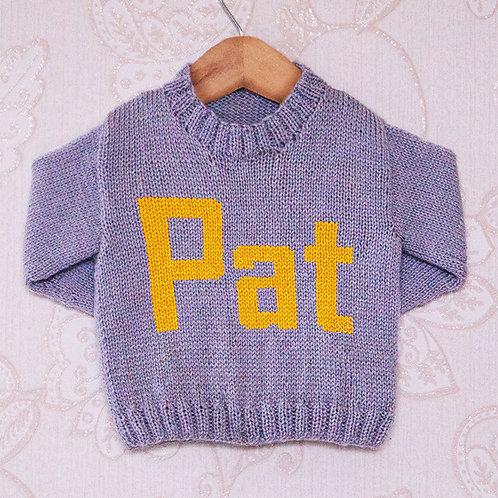 Pat Moniker - Chart Only