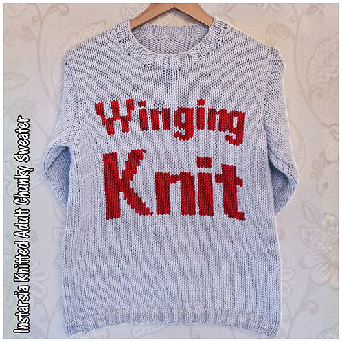 Winging Knit