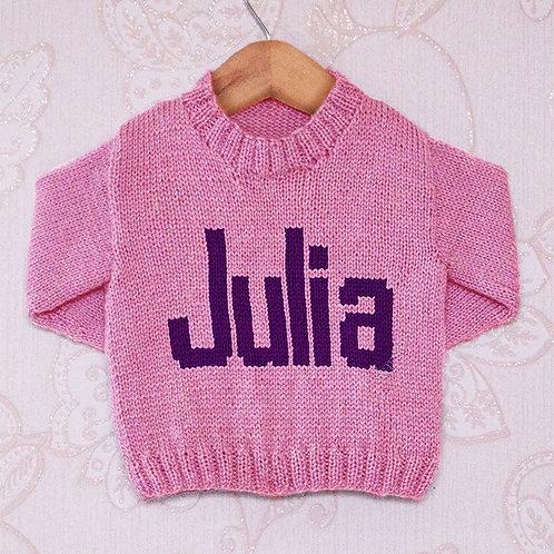 Julia Moniker - Chart Only