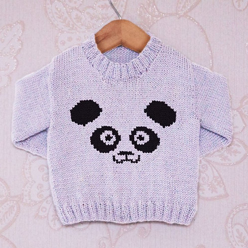Panda Face - Chart Only