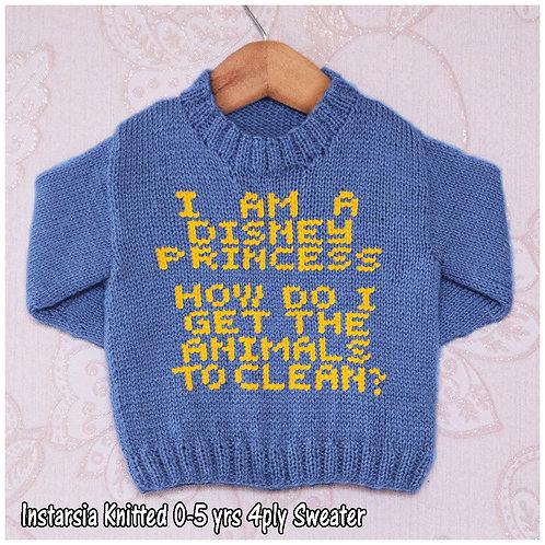 I am a Disney princess