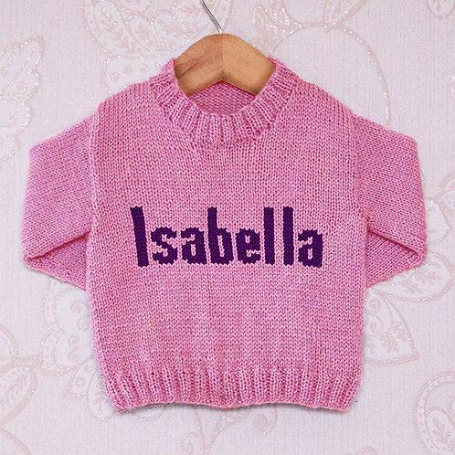 Isabella Moniker - Chart Only
