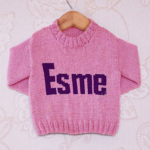 Esme Moniker - Chart Only