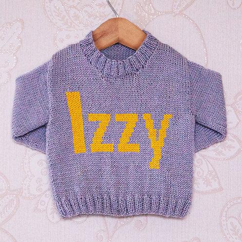 Izzy Moniker - Chart Only