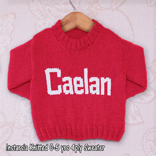 Caelan Moniker - Chart Only