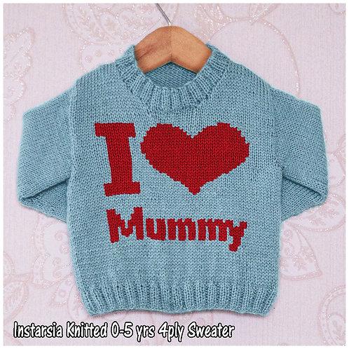 I Heart Mummy