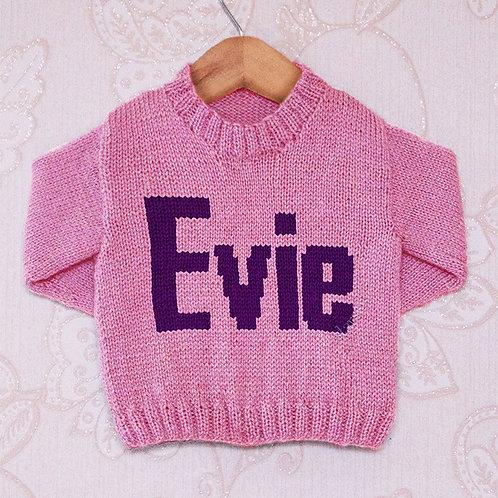 Evie Moniker - Chart Only