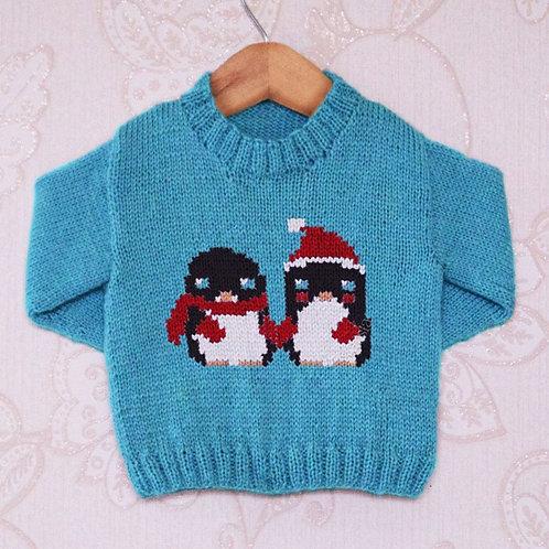 Lovely Penguins - Chart Only