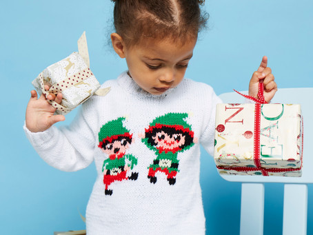 Knit Now Knitmas Elves Sweater