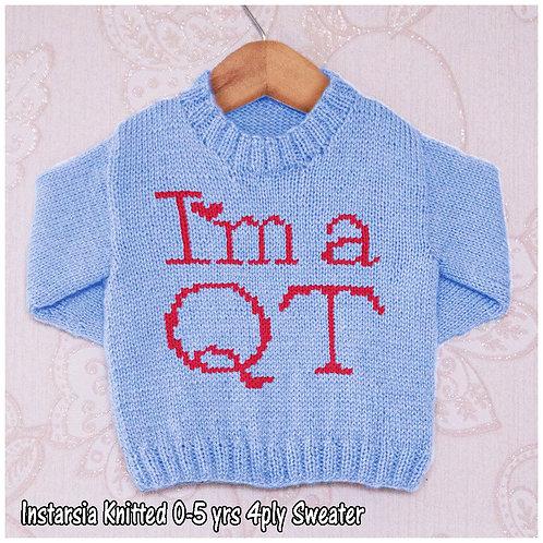 I am a QT