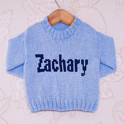 Zachary Moniker - Chart Only