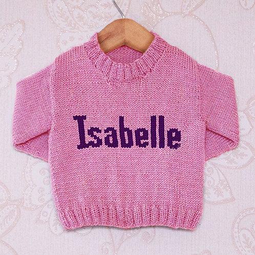 Isabelle Moniker - Chart Only