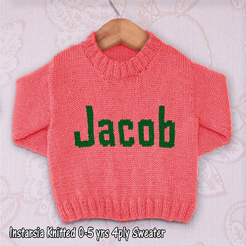 Jacob Moniker - Chart Only