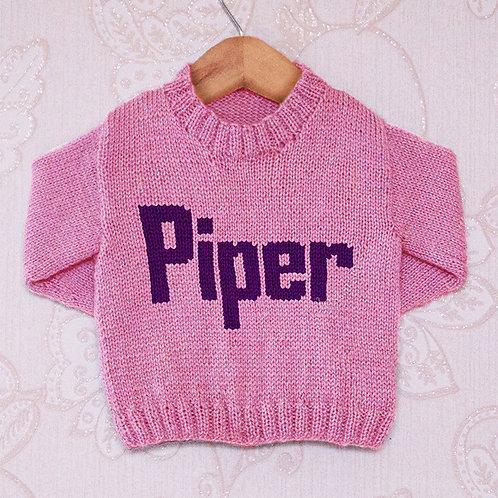 Piper Moniker - Chart Only