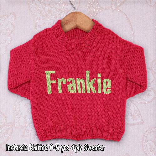 Frankie Moniker - Chart Only