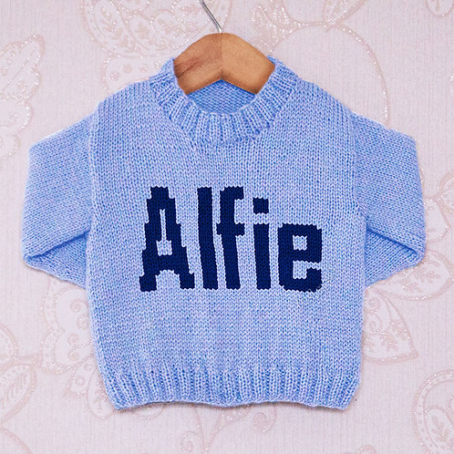 Alfie Moniker - Chart Only