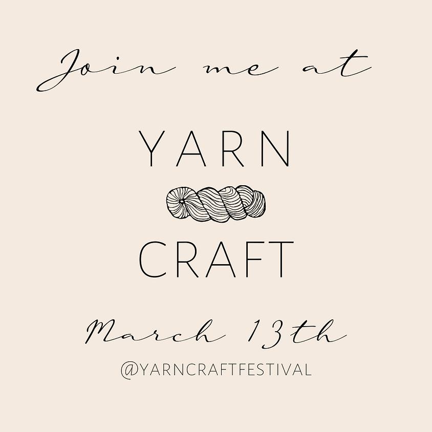 Yarncraft Virtual Festival