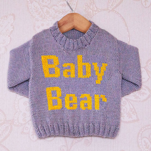 Baby Bear - Chart Only