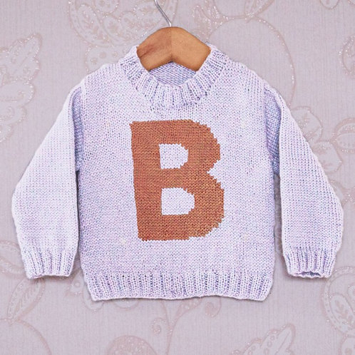 Letter B - Chart Only