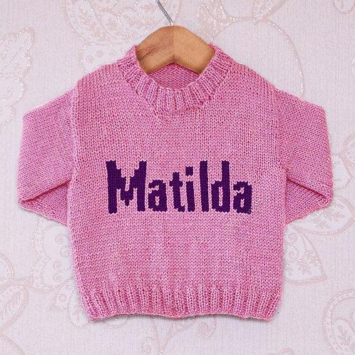Matilda Moniker - Chart Only