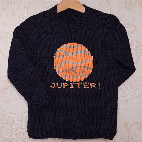 Jupiter - Chart Only