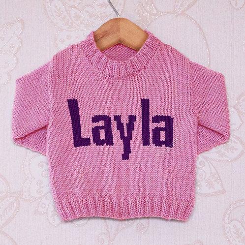 Layla Moniker - Chart Only