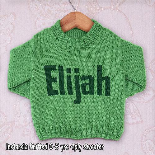Elijah Moniker
