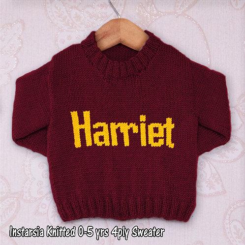 Harriet Moniker - Chart Only