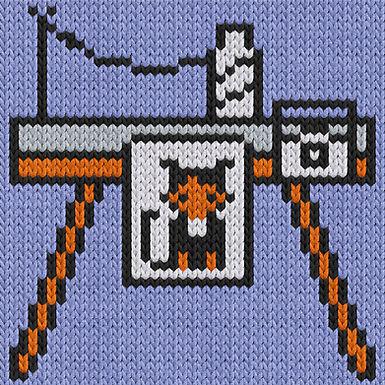 Knitting Machine Friendly