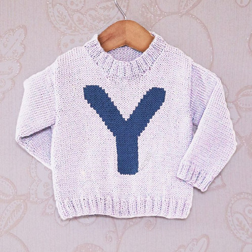 Letter Y - Chart Only