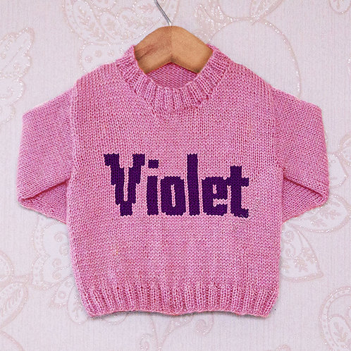 Violet Moniker - Chart Only