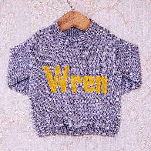 Wren Moniker - Chart Only