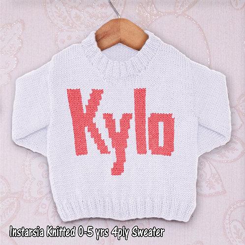 Kylo Moniker - Chart Only