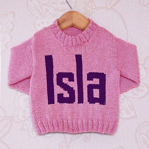 Isla Moniker - Chart Only