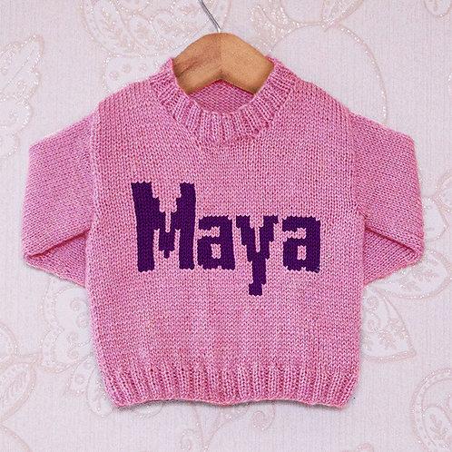 Maya Moniker - Chart Only
