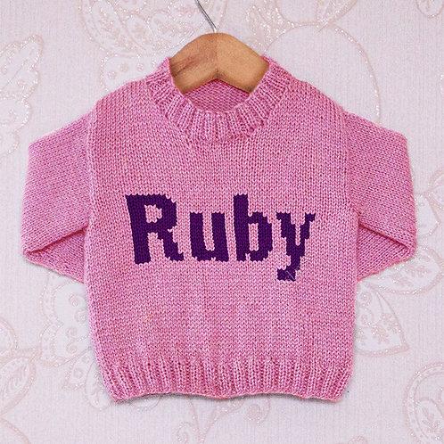 Ruby Moniker - Chart Only