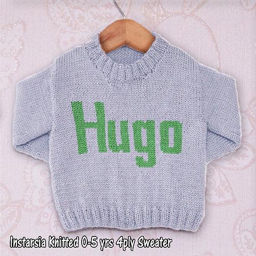 Hugo Moniker - Chart Only