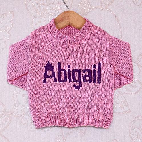 Abigail Moniker - Chart Only