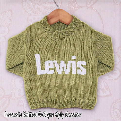 Lewis Moniker
