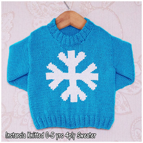 Breezy Snowflake