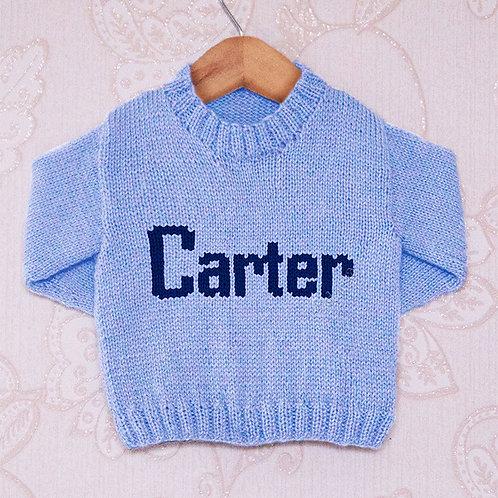 Carter Moniker - Chart Only