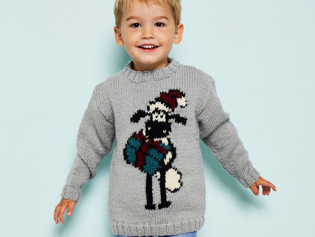Knit Now Issue 95 Shaun the Sheep