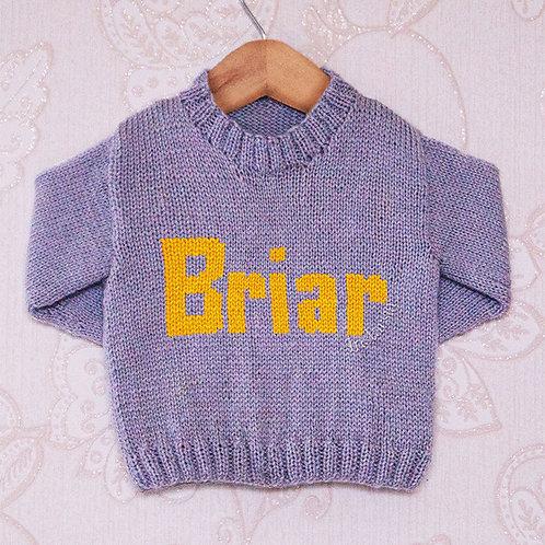 Briar Moniker - Chart Only