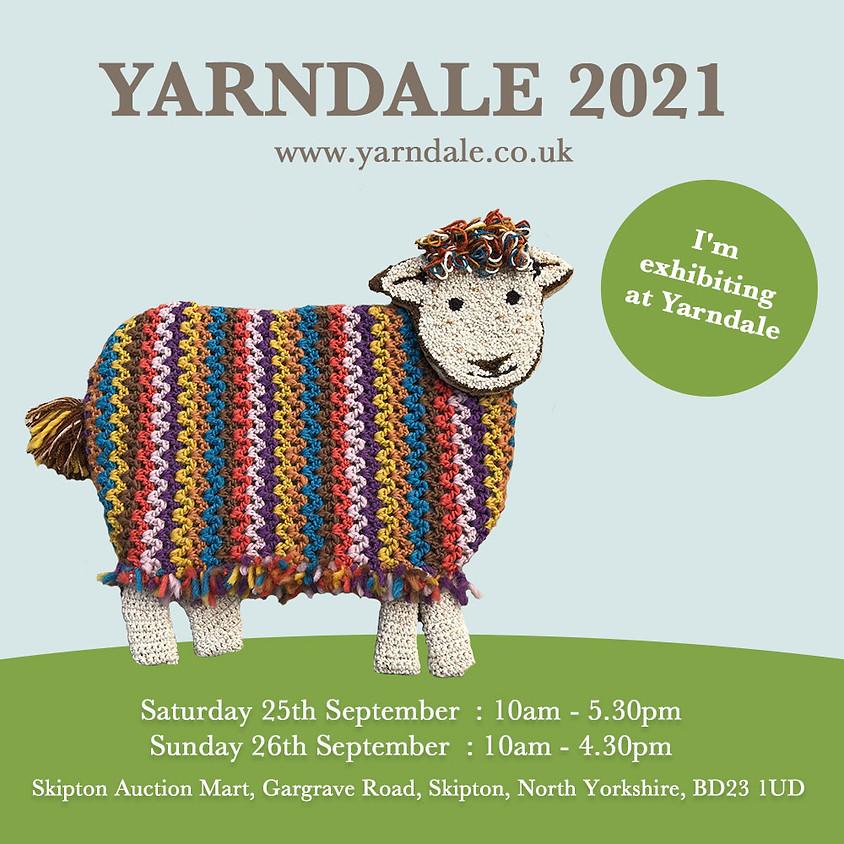 Yarndale 2021