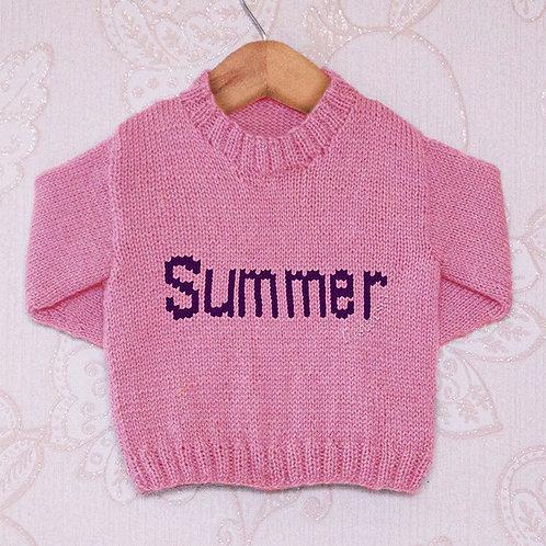 Summer Moniker - Chart Only