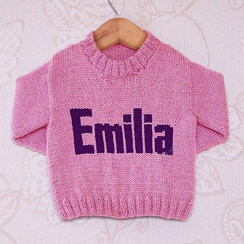Emilia Moniker - Chart Only
