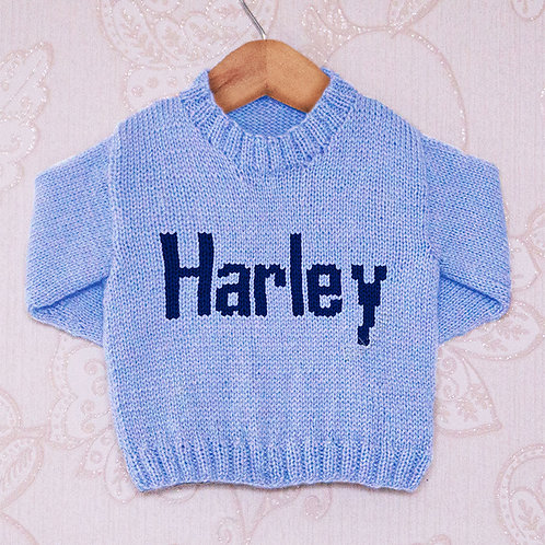Harley Moniker - Chart Only